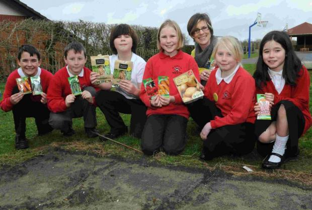 St Mark's project to raise funds for garden shed