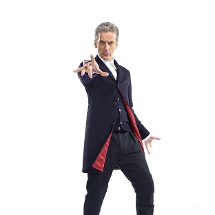 Peter Capaldi is the new star of Doctor Who