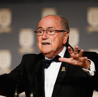 Sepp Blatter is coming under increasing pressure