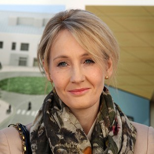 JK Rowling has donated 1 million pounds to the No campaign