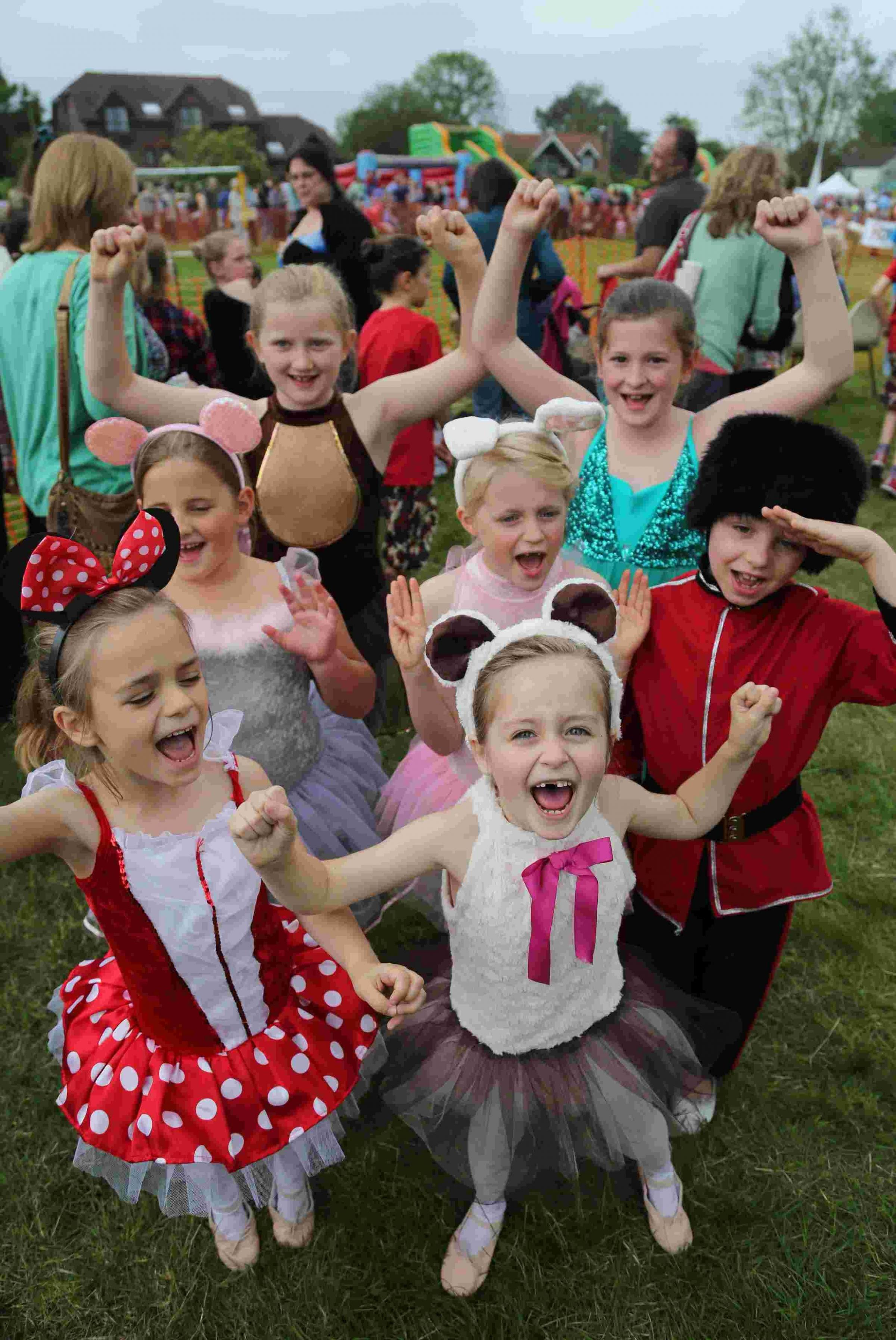 Family fun day in Ringwood a huge success
