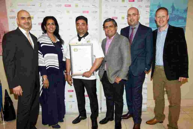 Ali curries favour with top Indian chefs