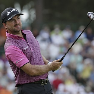 Graeme McDowell has claimed a share of the lead at Pinehurst