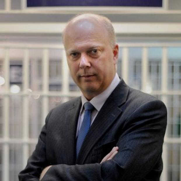 Salisbury Journal: Justice Secretary Chris Grayling has defended moves to cope with an increase in prisoner numbers