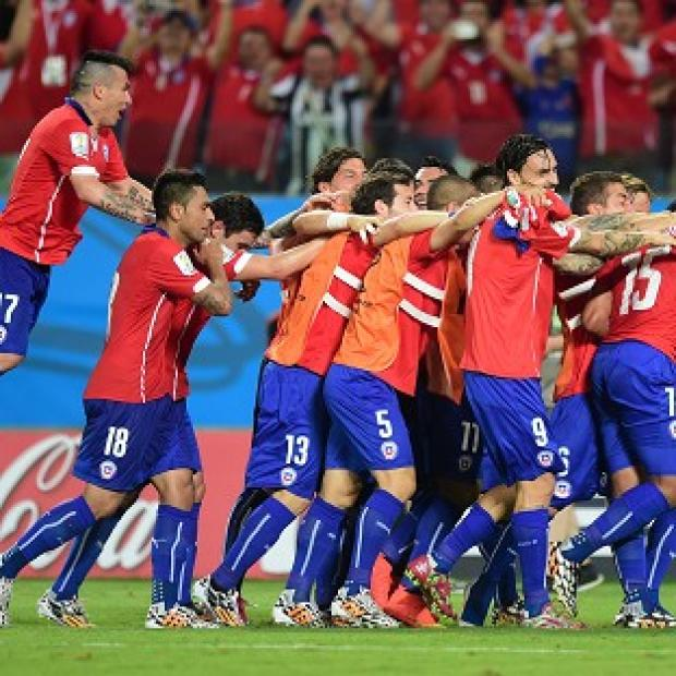 Salisbury Journal: Chile held off an Australia fightback to win 3-1
