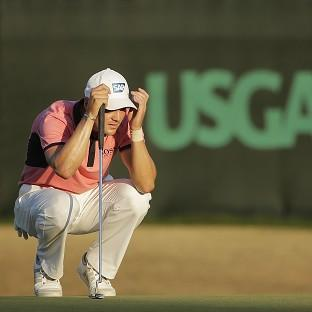 Martin Kaymer carded a third-round 72 at Pinehurs