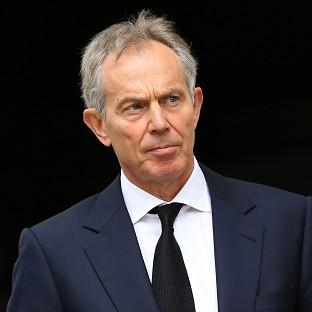 Tony Blair was criticised after rejecting arguments that Iraq would be more peaceful if the West had not intervened