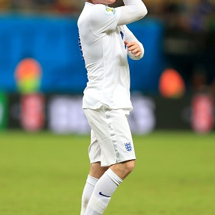Wayne Rooney's performance in England's defeat to Italy was a hot topic of conversation
