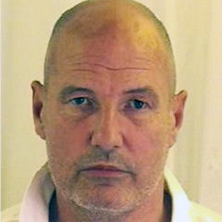 Prisoner Kevin Brown, who absconded fr
