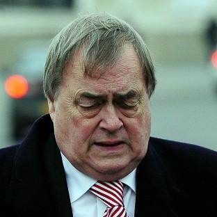 Lord Prescott has warned that China will be discoura
