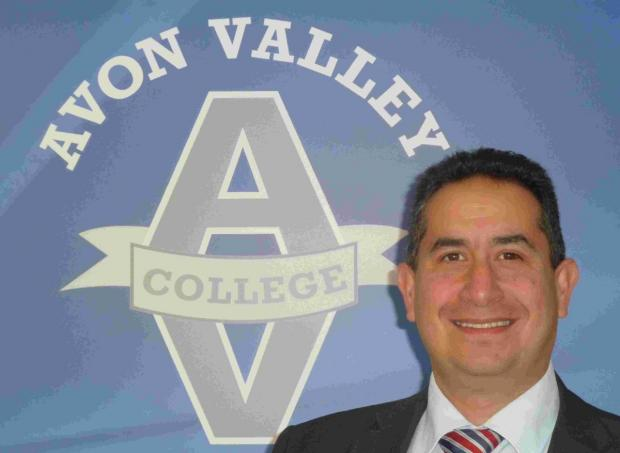 Avan Valley College principal to move on