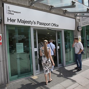 The PCS Union's Mike Jones said that the Passport Office has