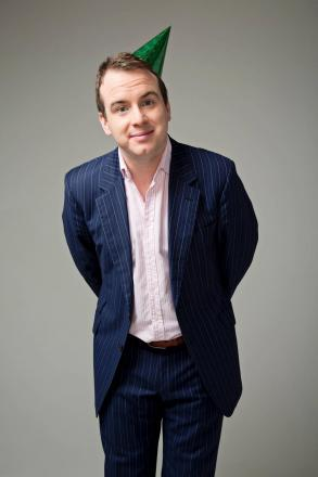 Comedian Matt Forde at Salisbury Arts Centre