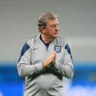 Roy Hodgson has faith in England's attacking abilities