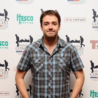Jason Manford has talked about life after splitting from his wife