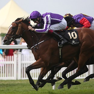 Leading Light won the Gold Cup at Ascot