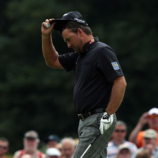 Graeme McDowell had a better second day at the Irish Open