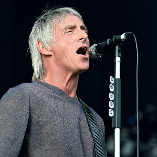 Paul Weller is working on a new album
