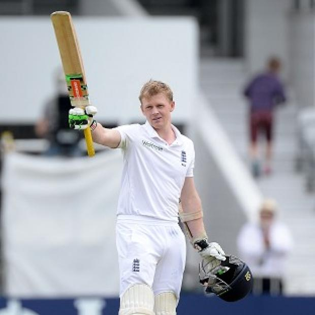 Salisbury Journal: Sam Robson's century put England in charge at Headingley