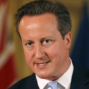 David Cameron is prepared to force a vote on proposed EC president Jean-Claude Juncker
