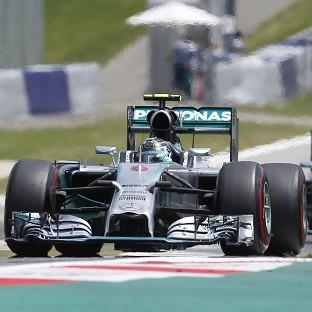Nico Rosberg emerged victorious for the third time this season with a win in Au