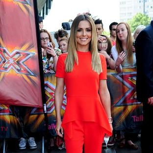 Cheryl Cole feels like she has never been away from The X Factor judging panel