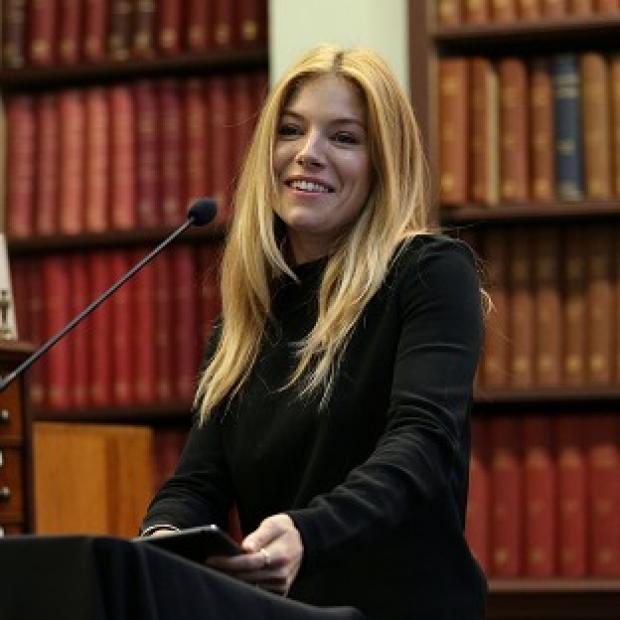 Salisbury Journal: Sienna Miller visited Lebanon with the International Medical Corp