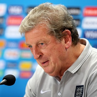 England manager Roy Hodgson has made changes for the clash with Costa Rica