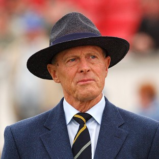 Former England cricketer Geoff Boycott is not happy