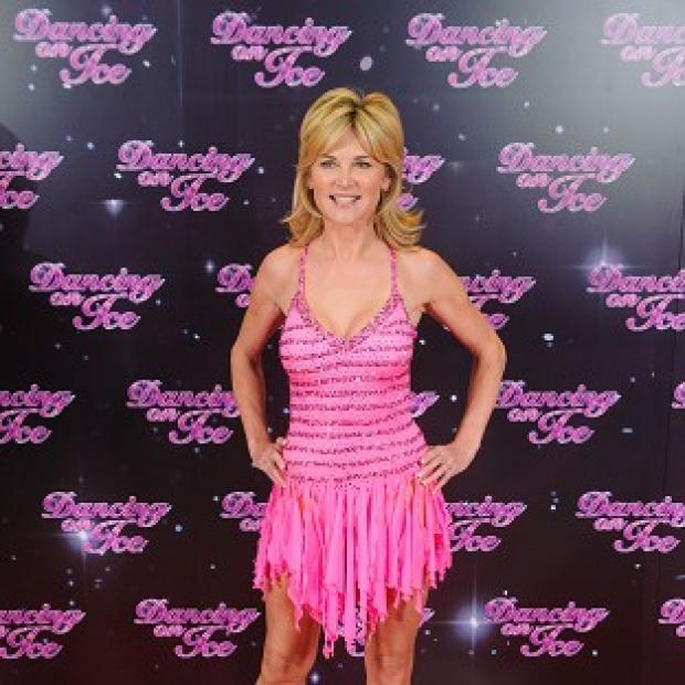 Salisbury Journal: Anthea Turner has spoken about her split from Grant Bovey