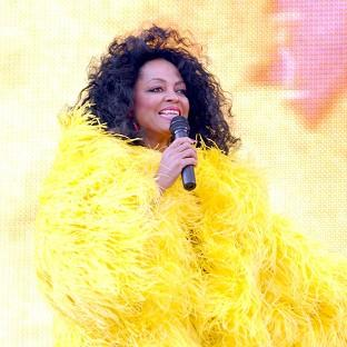 Diana Ross is planning to sing at her son Evan's wedding to Ashlee Simpson