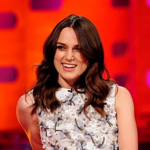Salisbury Journal: Keira Knightley thought she could sing like Adele - but admitted she can't