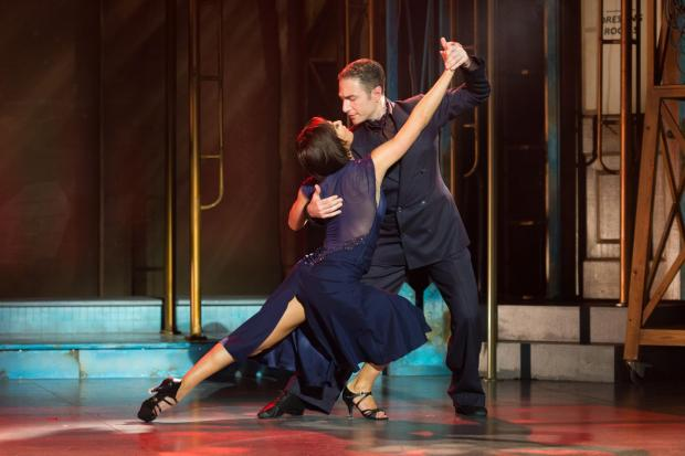 Catch Strictly favourites at the Mayflower