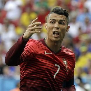 Cristiano Ronaldo's goal was not enough to save Portugal's World Cup hopes