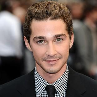 Police said Shia LaBeouf was disruptive during a show in New York