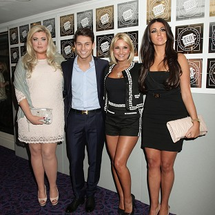 Gemma Collins, Joey Essex, Sam Faiers and Ca