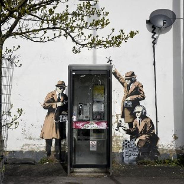 Salisbury Journal: Plans to remove the Banksy artwork have sparked anger