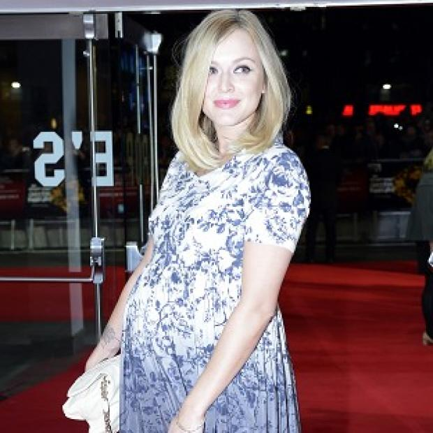Salisbury Journal: Fearne Cotton said she loved being pregnant