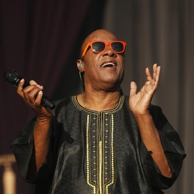 Salisbury Journal: Stevie Wonder performs at the Calling Festival in London