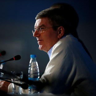 IOC president Thomas Bach believes a