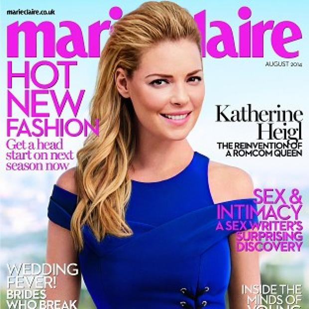 Salisbury Journal: Katherine Heigl has admitted that she overdid it with the romcoms
