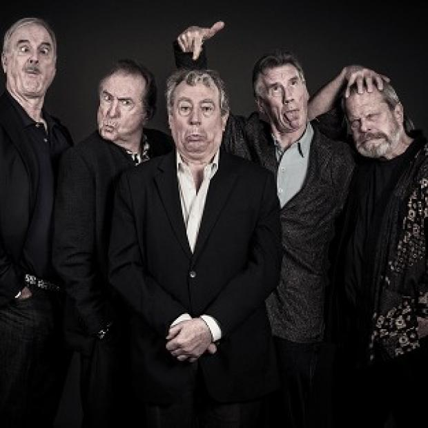 Salisbury Journal: The Monty Python team have reunited for a series of stage shows