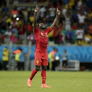 Romelu Lukaku hit the crucial second goal for Belgium (AP)