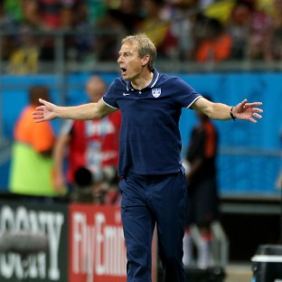Jurgen Klinsmann hailed the performance of Tim Howard