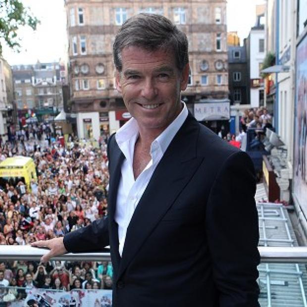 Salisbury Journal: Pierce Brosnan would like to be in the next Expendables film