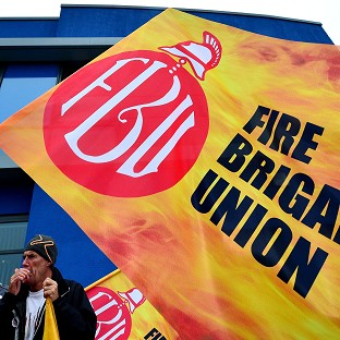 Firefighters to join huge strike