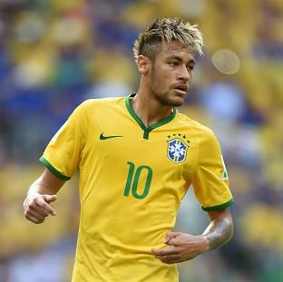 Salisbury Journal: Neymar says he is fit for Brazil's World Cup quarter-final against South American rivals Colombia