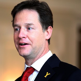 Nick Clegg has said a full police investigation is the best way to look into allegations of historic paedophile activity in Westminster