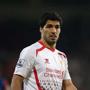 Luis Suarez's ban affects Liverpool as well as Uruguay