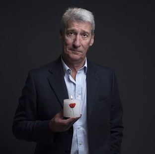 Jeremy Paxman is backing a campaign to ask the British public to take part in Lights Out, to commemorate the centenary of the First World War
